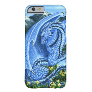 Aquamarine Dragon Barely There iPhone 6 Case