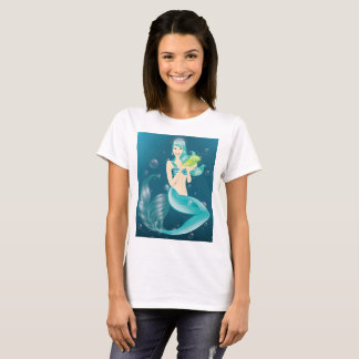Aquamarine Mermaid T-Shirt
