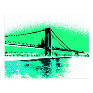 Aquamarine Narrows postcard