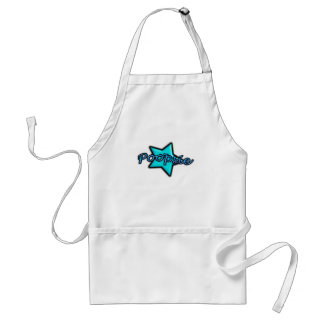 Aquamarine Poopsie Star Apron