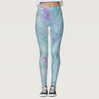 Aquamarine Surprise Leggings
