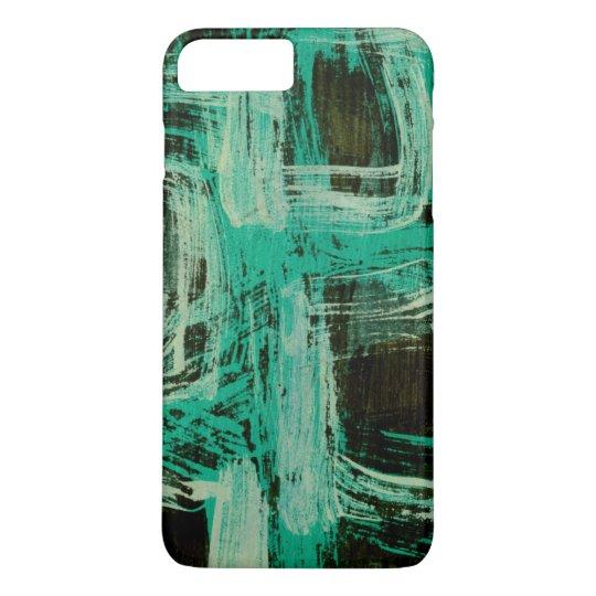 Aquamarine Windows I iPhone 7 Plus Case