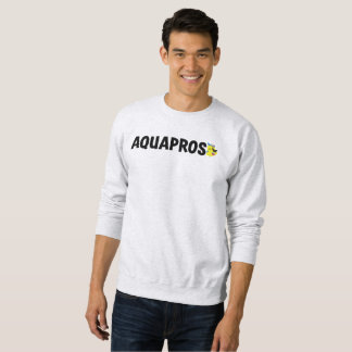 AQUAPROS Basic Crew Neck Sweatshirt