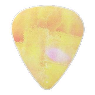 aquarelle sans couture d'arrière - plan de jaune médiator acetal