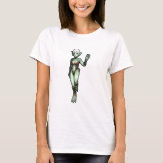 "Aquaria - Naija says ""Hi."" T-Shirt"