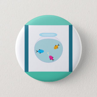 aquarium 2 inch round button