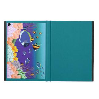 Aquarium case cover for iPad air