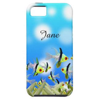 AQUARIUM Cellphone Case, Fishes & Sea iPhone 5 Case