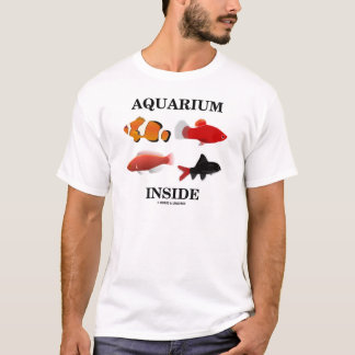 Aquarium Inside T-Shirt