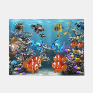 Aquarium Sealife Doormat