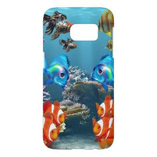 Aquarium Sealife Samsung Galaxy S7 Case