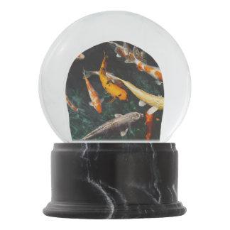Aquarium Snow Globe