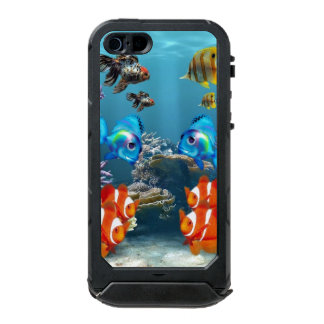Aquarium Style Incipio ATLAS ID™ iPhone 5 Case
