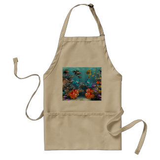Aquarium Style Standard Apron
