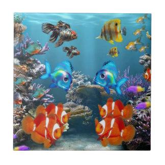 Aquarium Style Tile