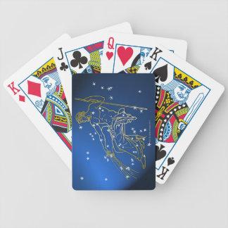 Aquarius 2 poker deck