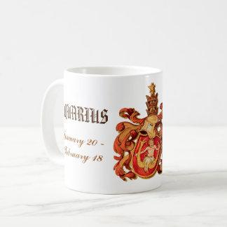 Aquarius Astrology Mug