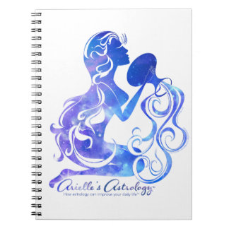 Aquarius Astrology Notebook