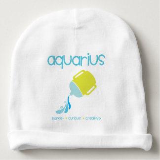 Aquarius Baby Beanie
