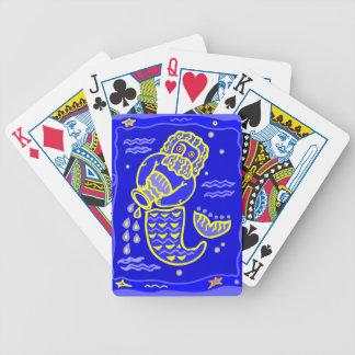 Aquarius Bicycle Playing Cards