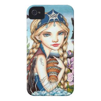 Aquarius Case-Mate iPhone 4 Cases