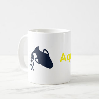 Aquarius Coffee/Tea Mug