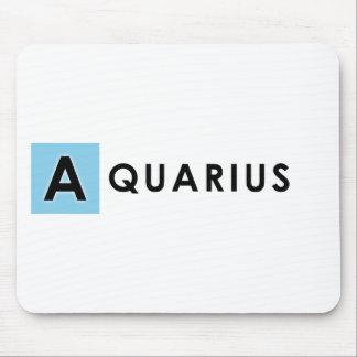 AQUARIUS COLOR MOUSE PAD