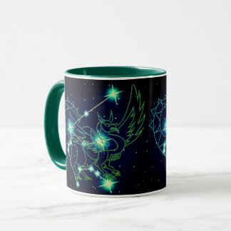 Aquarius in the year of the Dragon Mug