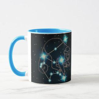 Aquarius in the year of the Monkey Mug