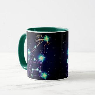 Aquarius in the year of the Sheep Mug