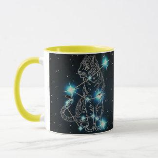 Aquarius in the year of the Tiger Mug
