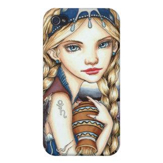 Aquarius iPhone 4/4S Cases