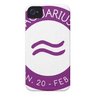 Aquarius iPhone 4 Case-Mate Case