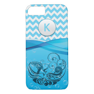 Aquarius iPhone 7 Case