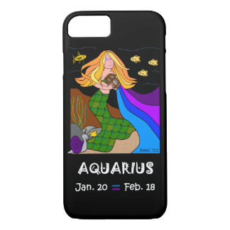 Aquarius iPhone 8/7 Case
