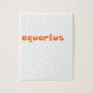 aquarius jigsaw puzzle