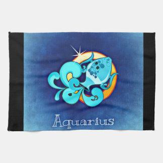 Aquarius Kitchen Towels