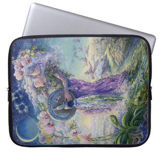 """Aquarius"" Laptop Sleeve"