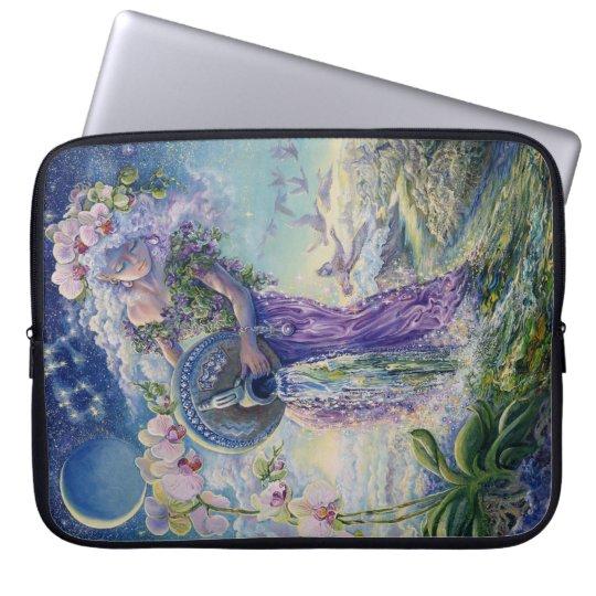 """""""Aquarius"""" Laptop Sleeve"""