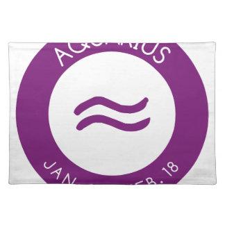 Aquarius Placemat