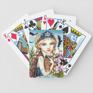 Aquarius Poker Deck