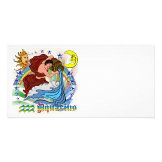 Aquarius-Product-Design-2 Customized Photo Card