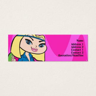 Aquarius Profile Card
