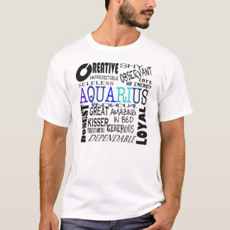 AQUARIUS SUBWAY ART T-Shirt