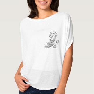 Aquarius Women T-shirt