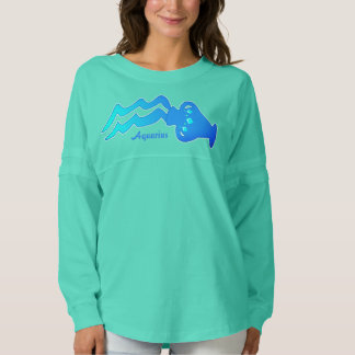 Aquarius Women's Spirit Jersey Shirt