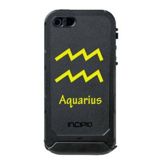 Aquarius zodiac sign incipio ATLAS ID™ iPhone 5 case