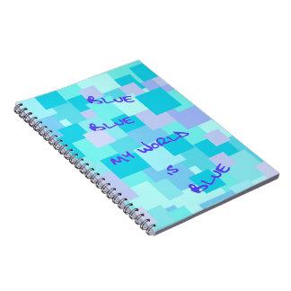 Aquasquare Cubed Notebooks
