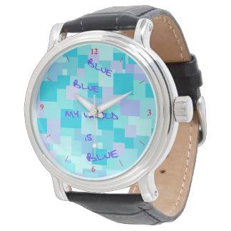 Aquasquare Cubed Watch