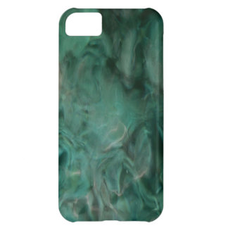 Aquatic Abstract - Painted by Nature iPhone 5C Case